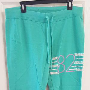 MOSSIMO Sweatpants LARGE Green